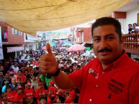 CUACUILA Y LOS CANDIDATOS DEL PRI